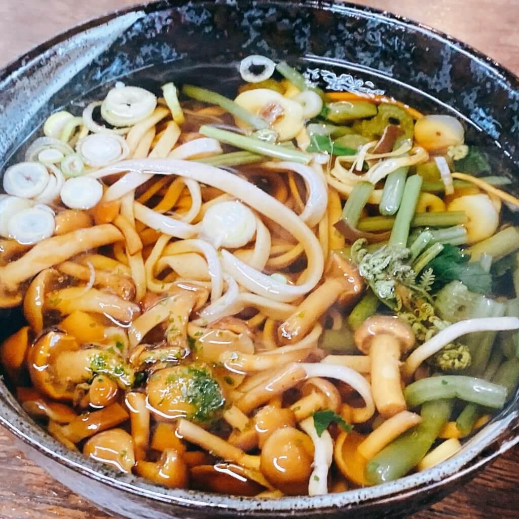 高尾山 蕎麦