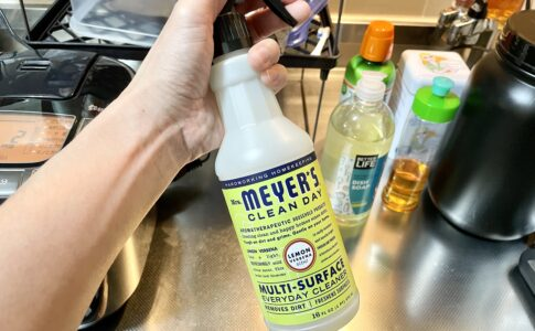 ミセスマイヤーズ クリーンデイ(Mrs.Meyers Clean Day) キッチン&マルチクリーナー レモンバーベナの香り