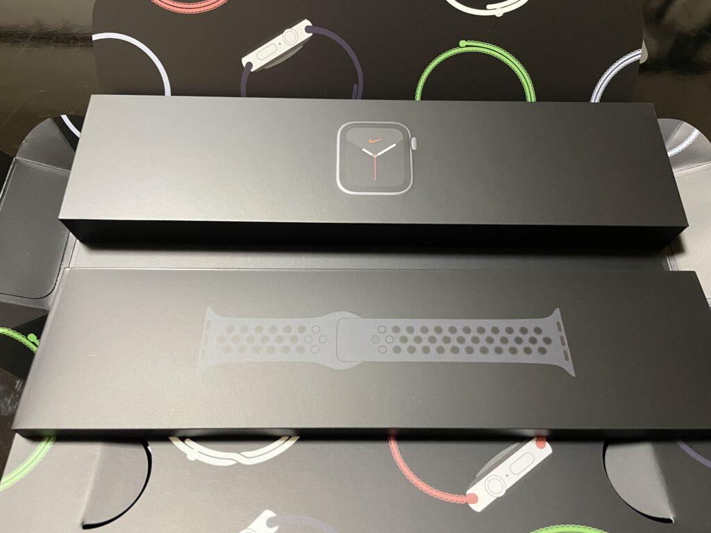 Apple Watch Nike Series 6(GPSモデル) 箱