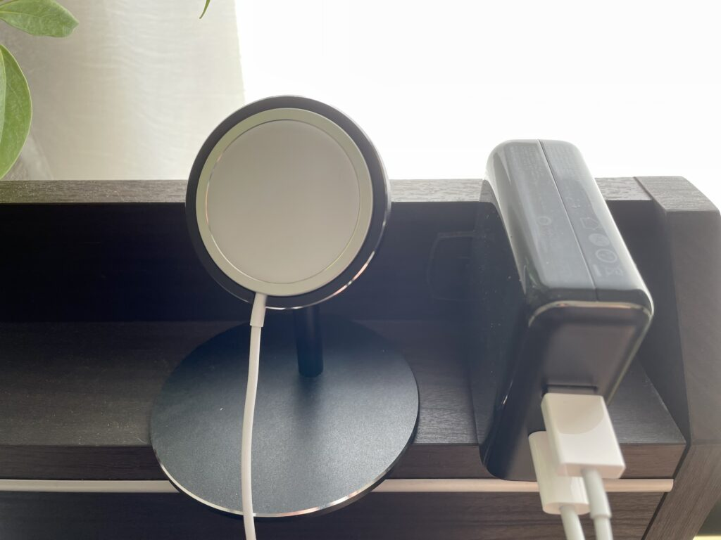 MagSafe充電スタンド